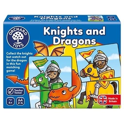 Слика на Knights and Dragons