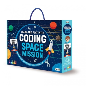 Слика на Space Mission - Learn and Play with Coding