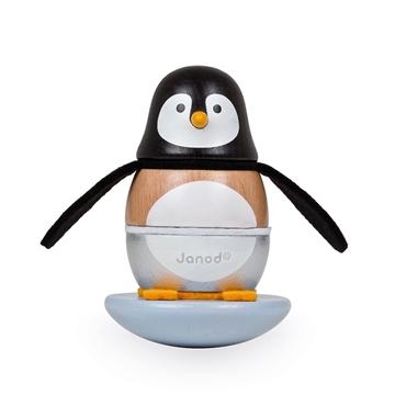 Слика на Играчка за редење - Пингвин - Janod