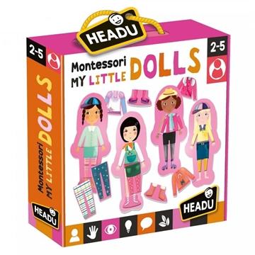 Слика на Montessori My Little Dolls