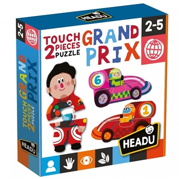 Слика на 2 pieces Touch Puzzle Grand Prix