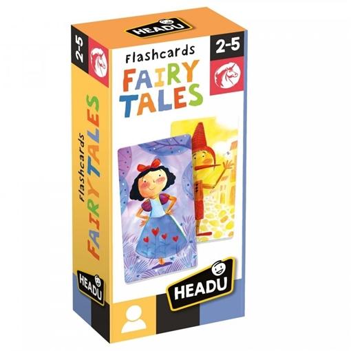 Слика на Креативна игра со картички - Бајки