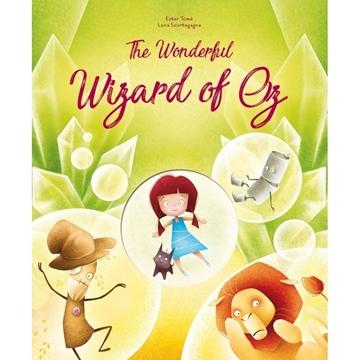 Слика на The Wonderful Wizard of Oz (Die-Cut Reading)
