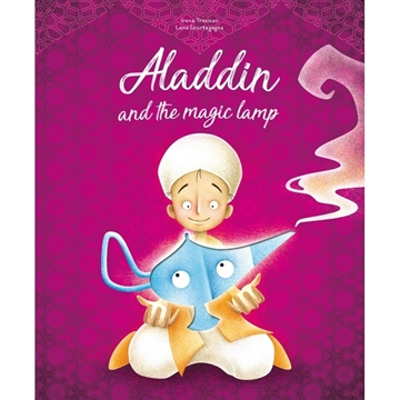 Слика на Aladdin and the Magic Lamp (Die-Cut Reading)
