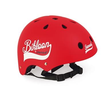Слика на Кацига за велосипед, црвена - Janod (3-6 г.)