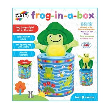 Слика на Жаба во кутија