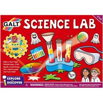 Слика на Научна лабораторија (Комплет со експерименти) - Galt