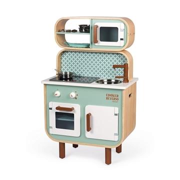 Слика на Голема двострана кујна REVERSO - Janod