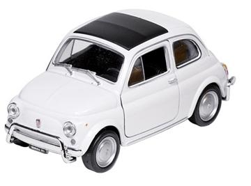 Слика на Fiat Nuova 500 (Бела)1:24