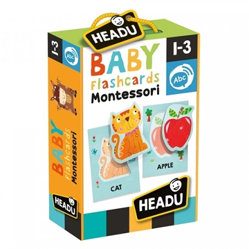 Слика на Montessori Baby Flashcards