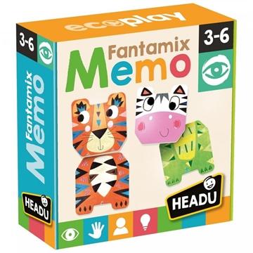Слика на Мемо игра со животни - Headu