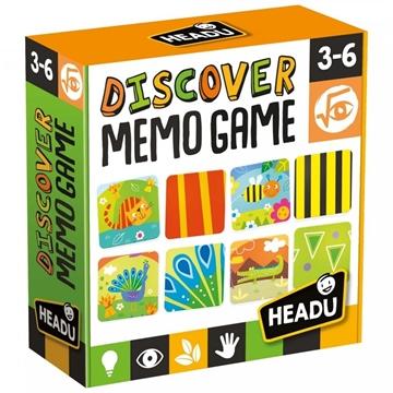 Слика на Discover Memo Game