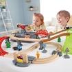 Слика на Воз со шини (50 парчиња) - Hape E3764