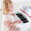 Слика на Гранд пијано deluxe ( бело ) - Hape
