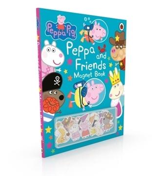 Слика на Peppa Pig: Peppa and Friends Magnet Book