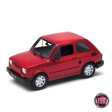Слика на FIAT 126, L= 15 cm (Welly)