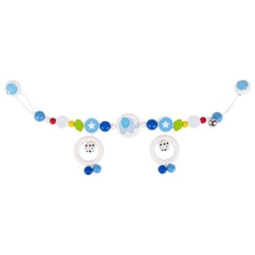 Слика на Приврзок за бебешка количка СЛОНЧЕ (Сино) - Heimess