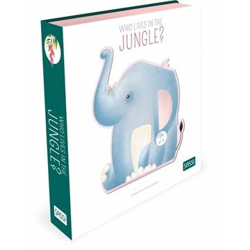 Слика на Who Lives in the Jungle?