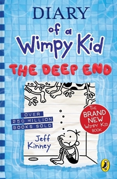 Слика на Diary of a Wimpy Kid: The Deep End (Book 15)