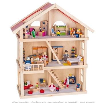 Слика за категорија Куќи за кукли и додатоци