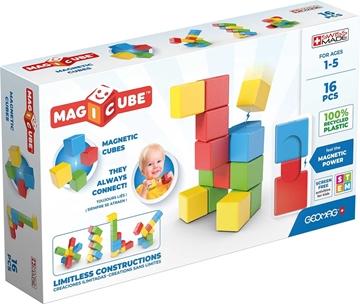 Слика на Magicube МАГНЕТНИ КОЦКИ - (16 коцки) - Geomag