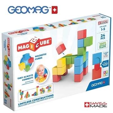 Слика на Magicube МАГНЕТНИ КОЦКИ - (24 коцки) - Geomag