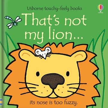 Слика на That's not my lion...