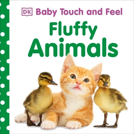 Слика на Baby Touch and Feel Fluffy Animals