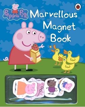 Слика на Peppa Pig: Marvellous Magnet Book