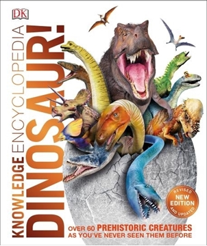 Слика на Knowledge Encyclopedia Dinosaur!