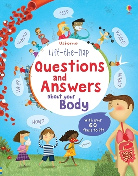 Слика на Lift-the-flap Questions and Answers about your Body