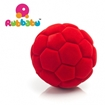 Слика на Спортска сензорна топка - Rubbabu (Црвена, Ø 10 cm) Возрaст: 1 г+