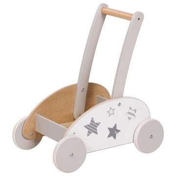 Слика на Дрвена количка за туркање - Goki