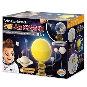 Слика на Модел на Сончевиот Систем (со мотор) - Buki