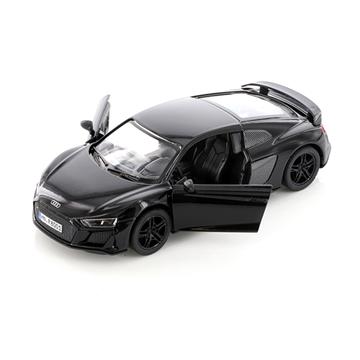 Слика на Audi R8 Coupé, 1:36, 13 cm - Black (Kinsmart)