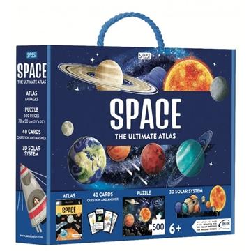 Слика на Mega-atlas. Space. The Ultimate Atlas