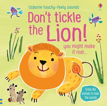 Слика на Don't Tickle the Lion!