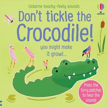 Слика на Don't Tickle the Crocodile!