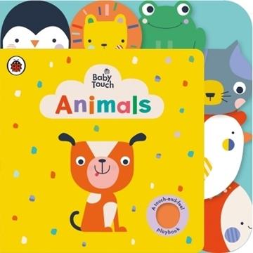 Слика на Baby Touch: Animals Tab Book