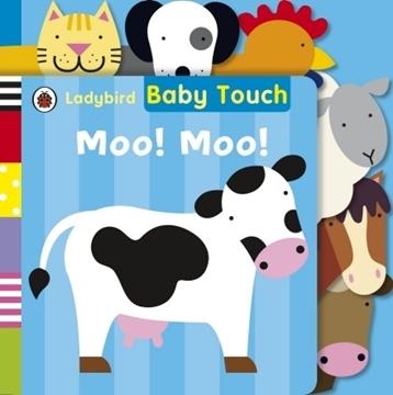 Слика на Baby Touch: Moo! Moo! Tab Book