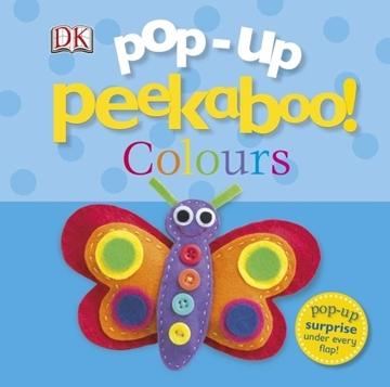 Слика на Pop-Up Peekaboo! Colours