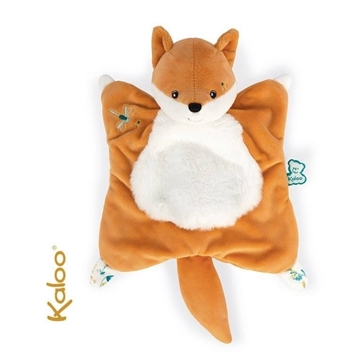 Слика на Мека играчка за бебиња ЛИСИЦА - Kaloo (20cm)