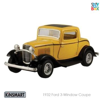 Слика на 1932 Ford 3-Window Coupe (Kinsmart)
