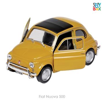 Слика на Fiat Nuova 500 (Кафена)1:24