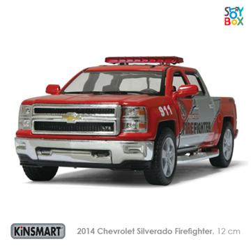 Слика на 2014 Chevrolet Silverado - Firefighter